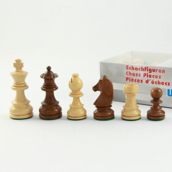 Schachfiguren Staunton-Form, (K76)