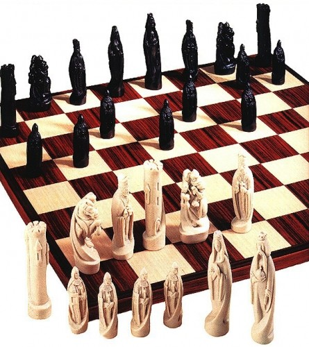 König Wenceslaus Schachfiguren a178