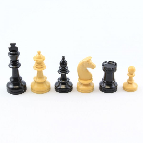 Schachfiguren Staunton-Form, (K74)