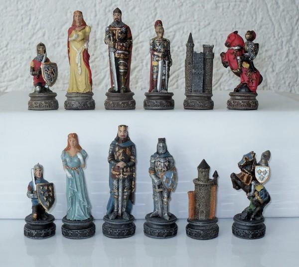 Schachfiguren Ritter