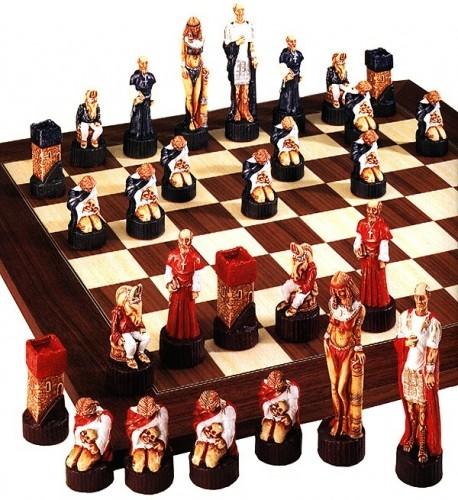 Shakespeare Schachfiguren a176s