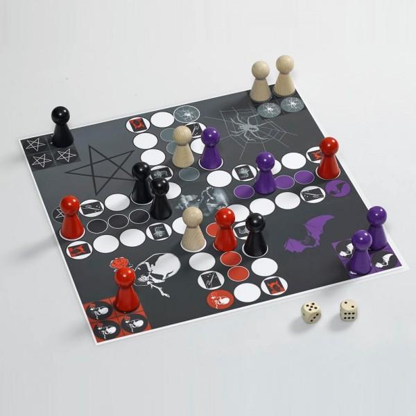 """Magnetisches Ludospiel """"Drachenblut - Das mystische Brettspiel"""", 42x42 cm"""