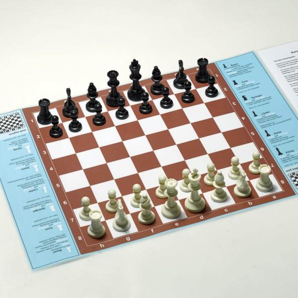 Magnetisches Schachspiel - Schach für Anfänger, 30x42 cm