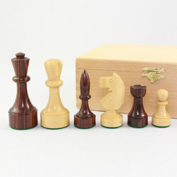 """Schachfiguren aus Holz """"Modern Style"""", (K89)"""