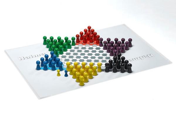 Halma Stern Halma Chinese Checkers 297 x 420 mm