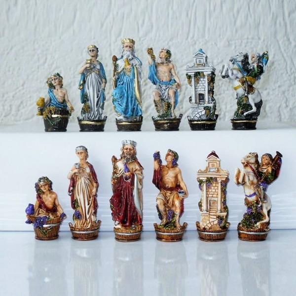 "Schachfiguren ""Bachus"""