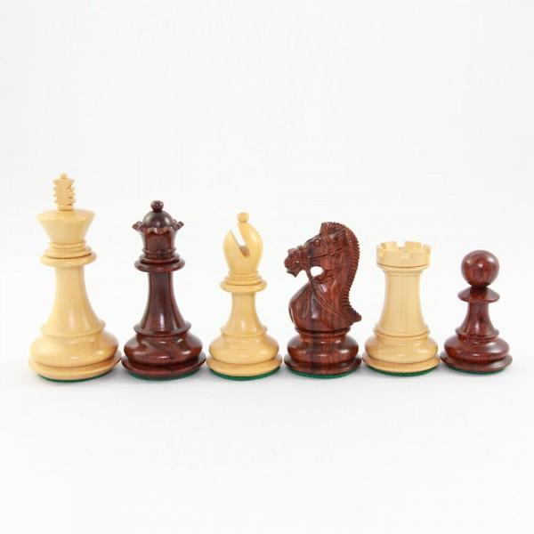 """Schachfiguren aus Holz """"Super Staunton"""", (K102)"""