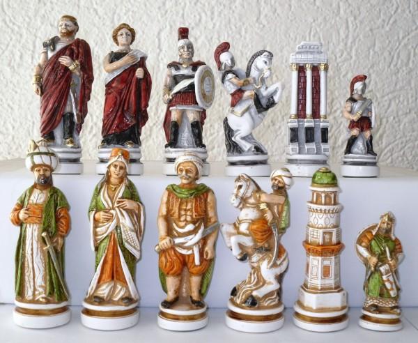 "Schachfiguren ""Alexander"""