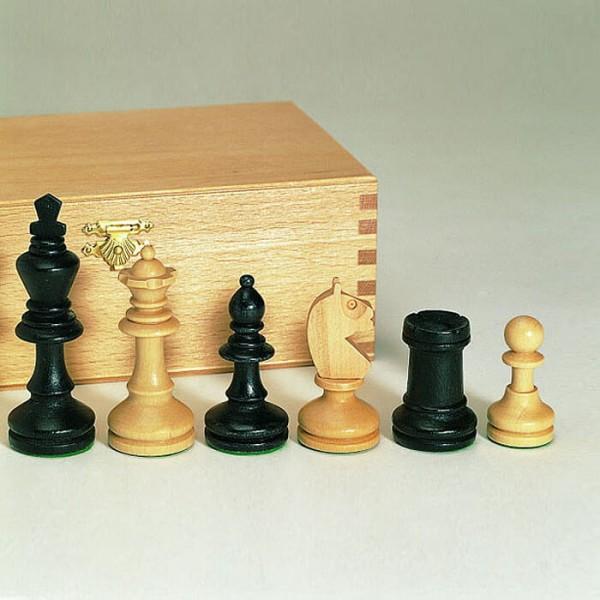 Schachfiguren Staunton-Form, (K84)