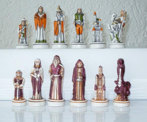 "Schachfiguren ""Fantasy"""