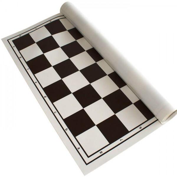 Schachplan rollbar