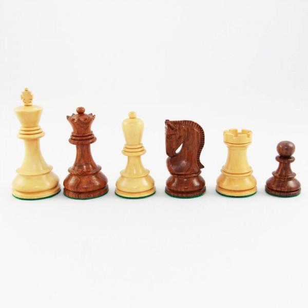 "Schachfiguren aus Holz ""Opponent"", (K95)"